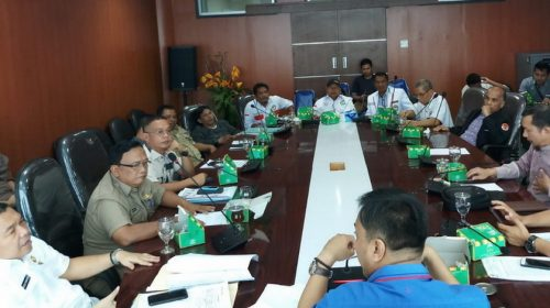 DPRD Medan Rekomendasikan Penundaan Relokasi Pedagang Lt 3 Pusat Pasar