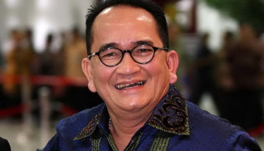Ruhut Sitompul: OTT Romy tak Pengaruhi Elektabilitas Jokowi
