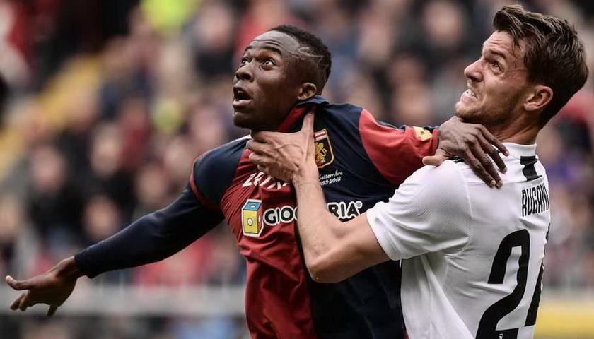 Tanpa Ronaldo, Juventus Digebuk Genoa