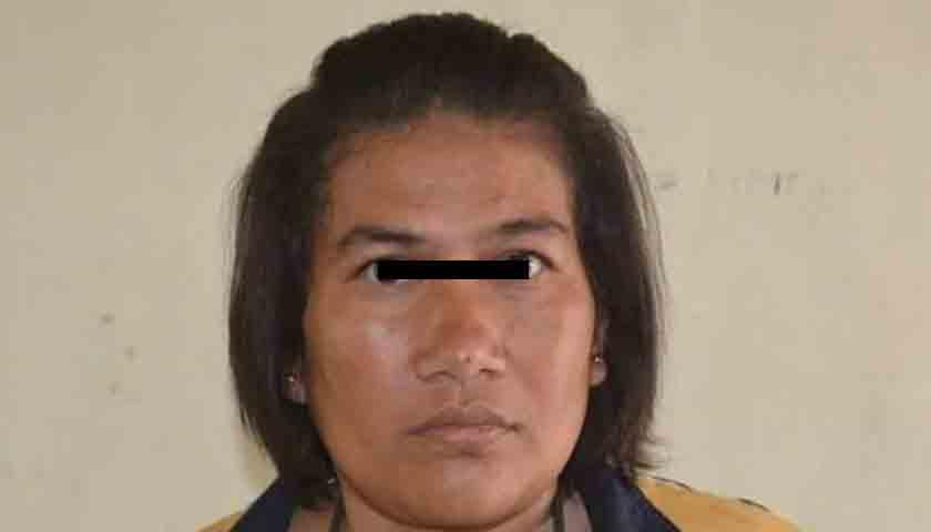 Wanita Spesialis Pencuri Uang dan Emas di Plaza Kabanjahe 'Gol'