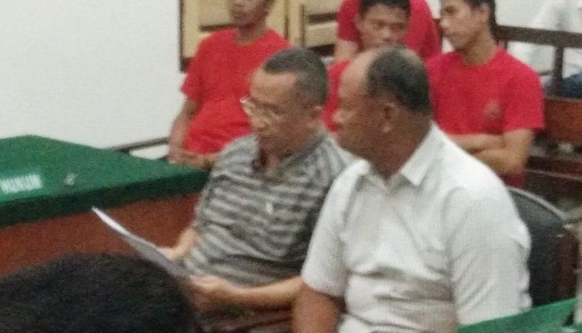 Mantan Bupati Tapteng Sukran Tanjung Bebas, Abangnya Diganjar 2 Tahun