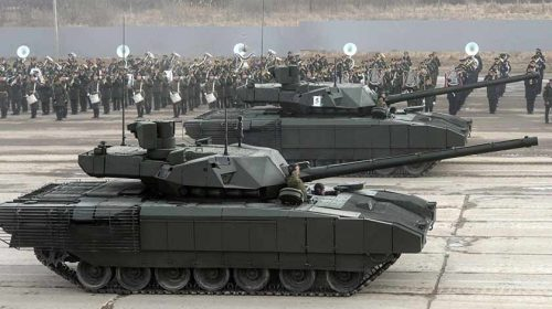 Miliki Tank T-14 Armata, Kendaraan Tempur Rusia Diyakini Belum Bisa Ditandingi Negara Lain
