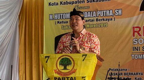 Partai Berkarya akan Bangun Pesantren Mandiri