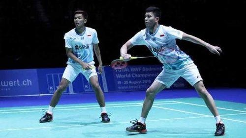 Tong Yun Kai Cup 2019: Indonesia Cukur Habis Sri Lanka
