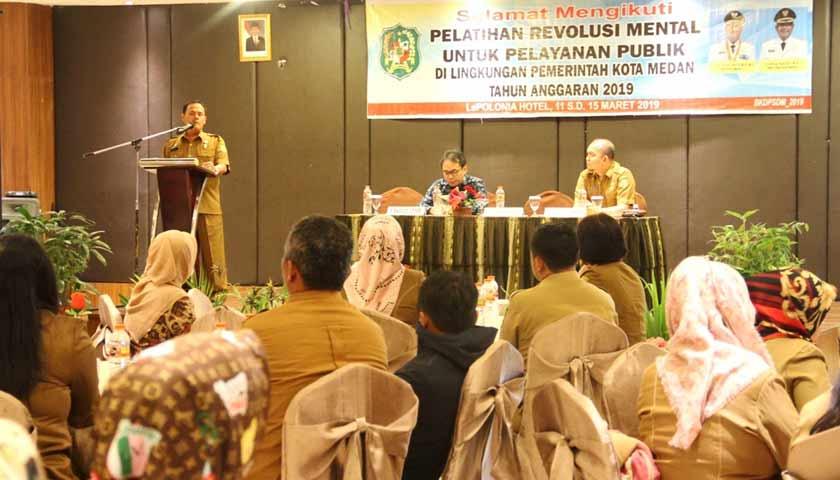 Wali Kota Medan: ASN Harus Revolusi Mental Untuk Pelayanan Publik