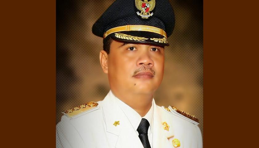 Bupati Asahan Taufan Gama Simatupang Meninggal di Medan