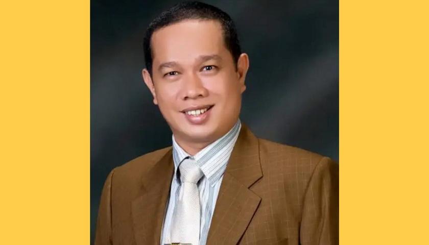 Ikhwaluddin Simatupang Imbau Semua Pihak Ciptakan Pemilu Damai di Sumut