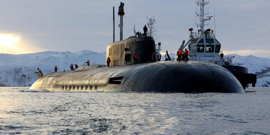 Kapal Selam Belgorod3