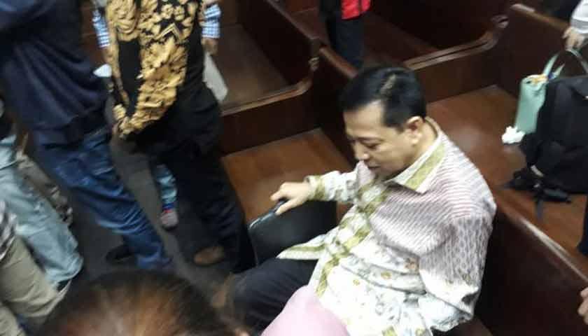 Setya Novanto Terlihat di Restoran Padang RSPAD, Ini Kata KPK