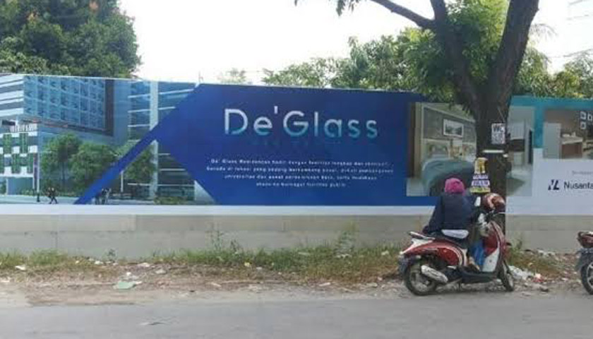 Protes Bangunan Apartemen, Warga Jalan Gelas Datangi DPRD Medan
