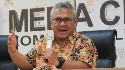 Ketua KPU: 90 Petugas KPPS Meninggal Dunia