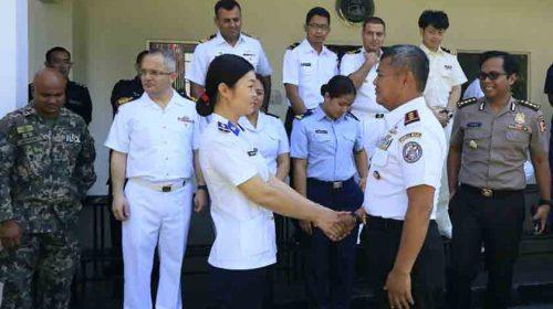 Bakamla Hadirkan 17 Negara Coast Guard Anggota HACGAM