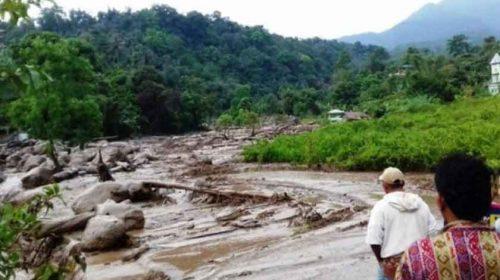 Banjir Bandang Landa Deli Serdang, Tidak Ada Korban Jiwa
