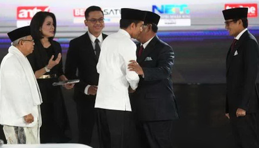 BPN Bantah Prabowo Serang SBY
