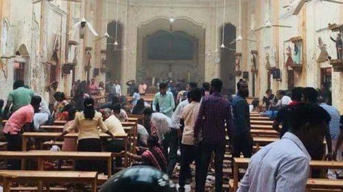 35 WNA, Korban Ledakan Bom Sri Lanka Capai 160