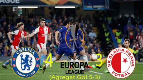 Chelsea Lolos ke Semifinal Piala Eropa 2018/19