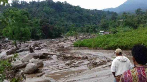 Deliserdang Diterjang Banjir Bandang, 2 Desa Putus Total