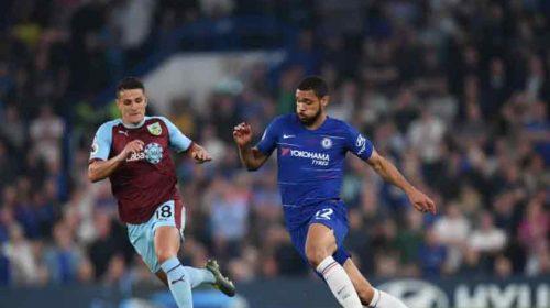 Ditahan Burnley, Chelsea Batal Gusur Tottenham