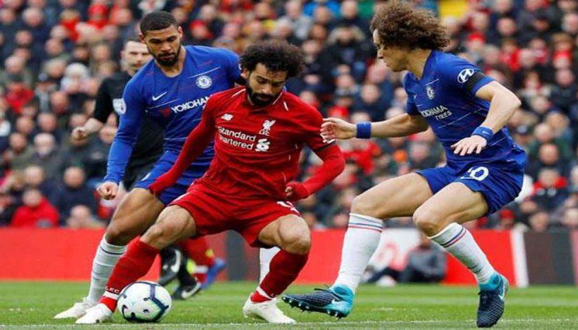 Hasil Liga Inggris: Libas Chelsea, Liverpool Kembali Pimpin Klasemen
