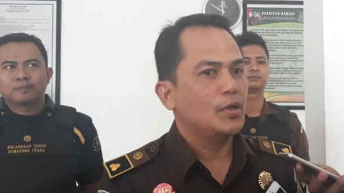Intelijen Kejatisu Ringkus Terpidana Kasus Korupsi Pasar Horas Yang Buron 11 Tahun