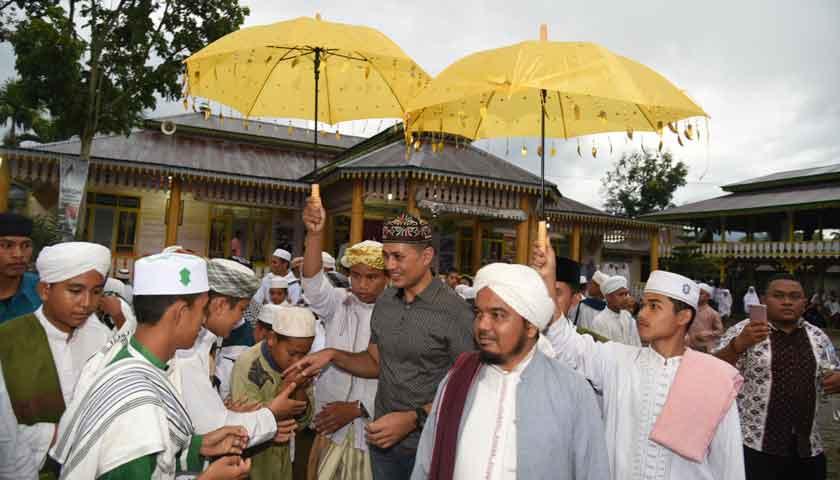 Kunjungi Pesantren Al Yusufiah, Wagub Sumut Harapkan Banyak Lahir Ulama Baru