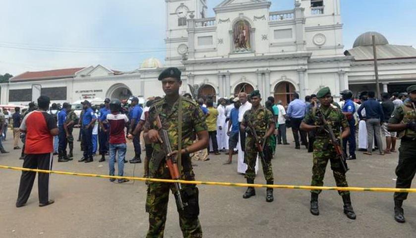 Korban Tewas Ledakan Paskah di Sri Lanka Jadi 42 Orang