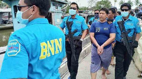 Eks Anggota DRPD Langkat Jadi Bandar Sabu, Dituntut Hukuman Mati