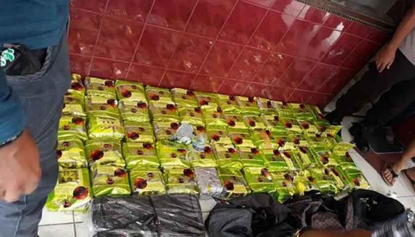 Mantan Anggota Polri Diringkus BNN, Petugas Sita 60 Bungkus Sabu