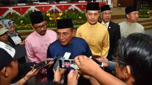 Meriahkan HUT ke-71 Provinsi Sumut, Biro Humas Launching Lagu Dendang Delapan Etnik Sumut