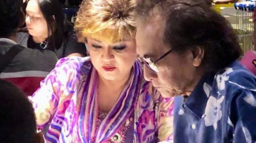 Maestro Keroncong Mus Mulyadi Meninggal Dunia