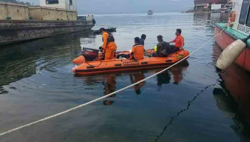 Nelayan Tradisional Tenggelam di Danau Toba, Ditemukan di Kedalaman 20 Meter