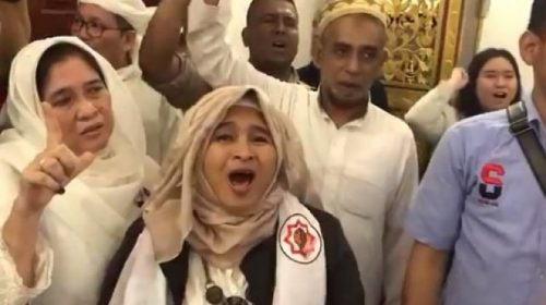 Takbiran Klaim Prabowo Menang, Pendiri PAN: Stres Macam-macam