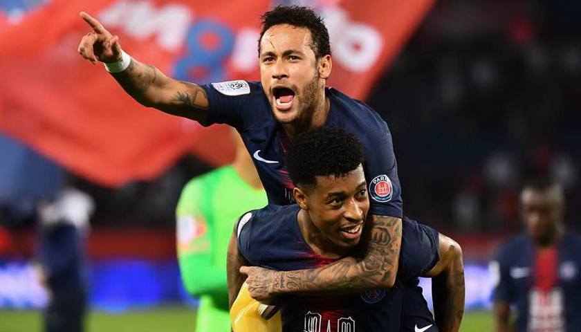 Neymar Muncul di Turin, Merapat ke Juve?