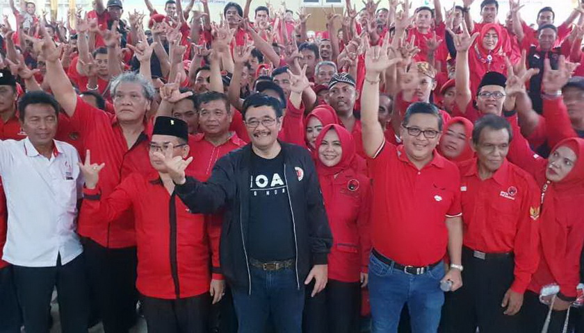 Dari Dapil Sumut, Sedikitnya 6 Kader PDIP Lolos ke Senayan