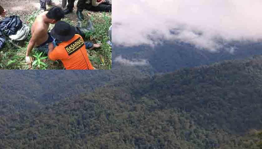 Syukur..!!! 12 Pelajar Tersesat di Hutan Riau Ditemukan, Ada yang Lemas