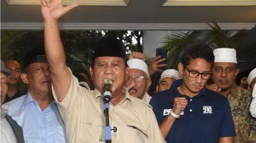 Jika Mau Menang, Prabowo Diimbau Gelar Pemilu Sendiri