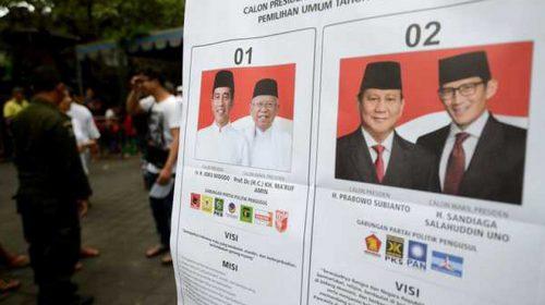 TKN Bongkar Data Tim Kemenangan Prabowo di Lampung