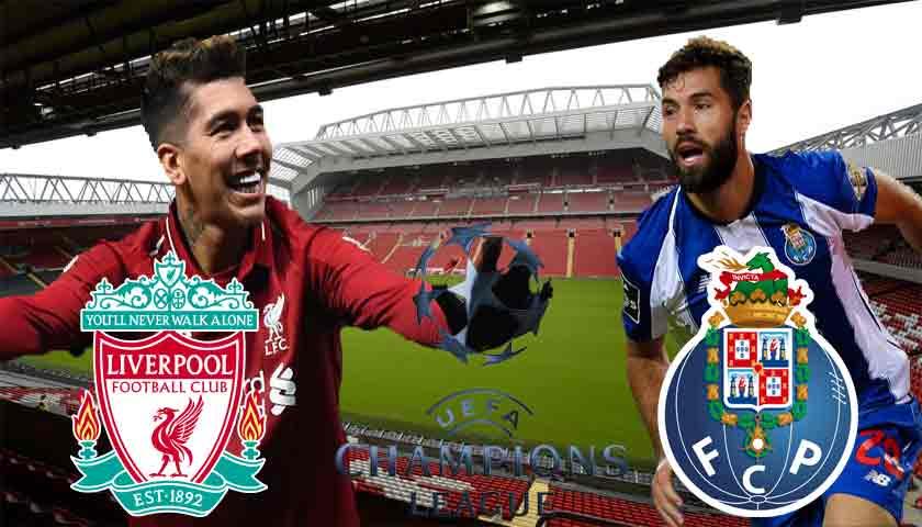 Prediksi Bola Liga Champions Liverpool vs FC Porto 10 April 2019