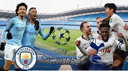 Prediksi Bola Manchester City vs Tottenham Hotspur 18 April 2019