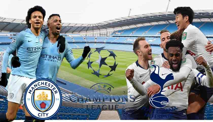 Prediksi Bola Manchester City vs Tottenham Hotspur 18 April 2019