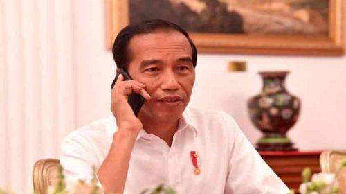 Sejumlah Kepala Negara Hubungi Presiden Jokowi Sampaikan Ucapan Selamat