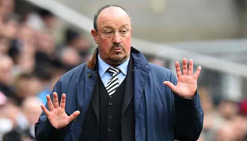 Rafeal Benitez Tegaskan Newcastle United Ogah Bantu Liverpool