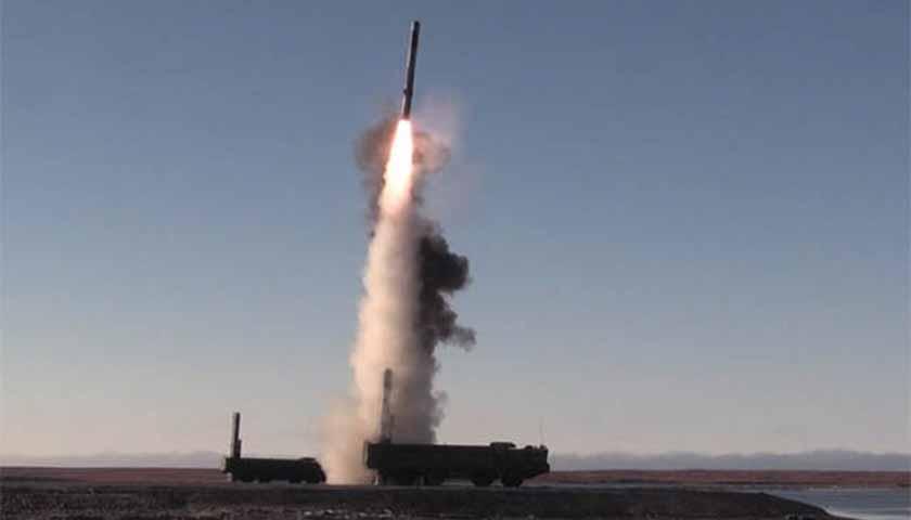 Sistem Rudal Rusia Ditugaskan Pantau Latihan NATO di Laut Hitam