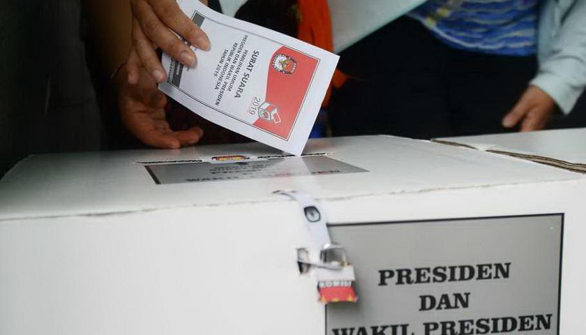 65,1 Juta Suara Masuk, Jokowi Unggul 8,3 Juta