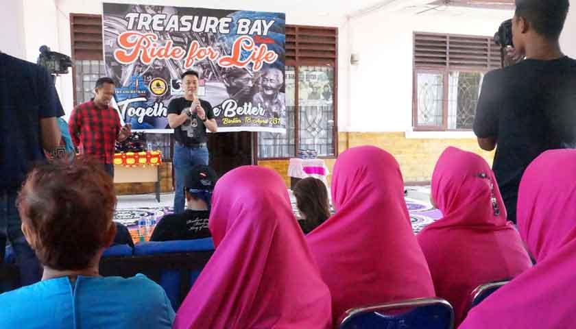 Treasure Bay Mampu Datangkan 180 Ribu Wisatawan Dalam Setahun