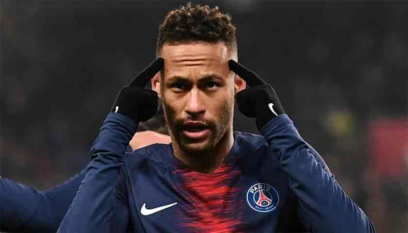 UEFA Berikan Sanksi Kepada Neymar Larangan Bertanding Tiga Laga