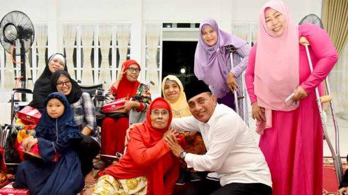 Bukber Bareng Penyandang Disabilitas, Gubsu Edy Rahmayadi: Berkumpul bersama Kalian Kebahagiaan Bagiku