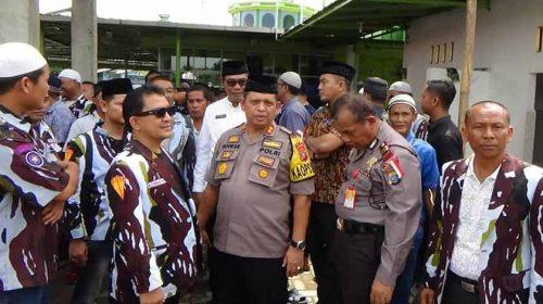 IPK Berduka, Ketua DPD IPK Sumut Basirun Meninggal Dunia