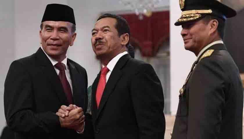 Hinsa Siburian, Jenderal Batak Dilantik Presiden Jadi Kepala Badan Sandi dan Siber Negara