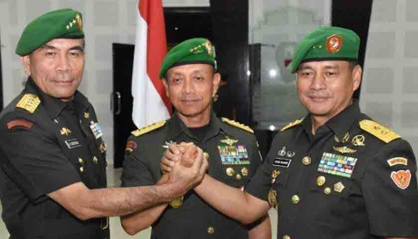 jenderal batak dilantik2